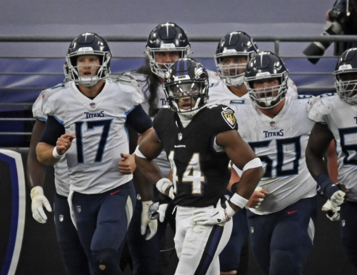 Mike Preston: The Ravens' loss to the Titans damaged more than just their playoff hopes | COMMENTARY