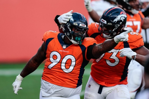 11 winners, 1 loser, 1 both in the Broncos 20-13 win over the Dolphins