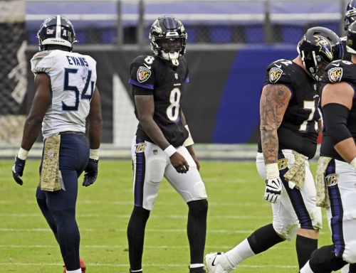 After gutting overtime loss to Titans, Ravens are running out of time — and solutions