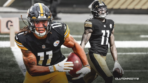 Steelers WR Chase Claypool makes NFL history in win over Jaguars