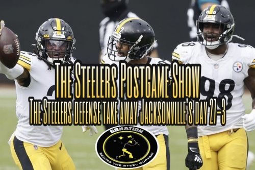 Post-Game Podcast: The Steelers take away Jacksonville's day 27-3