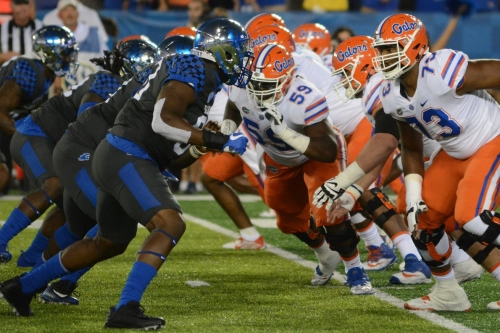 Kentucky vs. Florida game glance, early odds and a score projection
