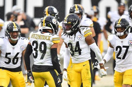 Steelers players take to social media to talk about their win over the Jaguars
