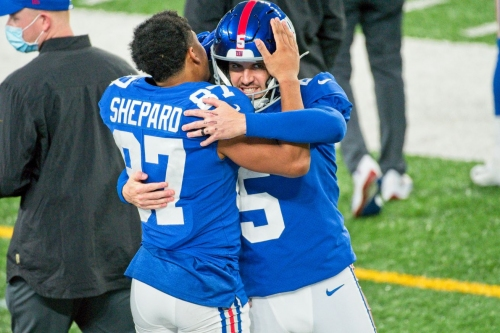 Valentine's Views: 'Things I think' about the NFC East, Marc Colombo, more