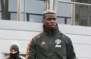 Manchester United give team news and Paul Pogba injury update