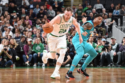 By signing Gordon Hayward the Hornets landed the NBA's best truly available free agent