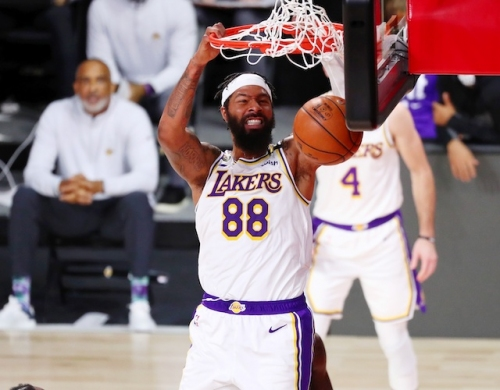 NBA Free Agent Rumors: Lakers, Clippers Pursuing Markieff Morris