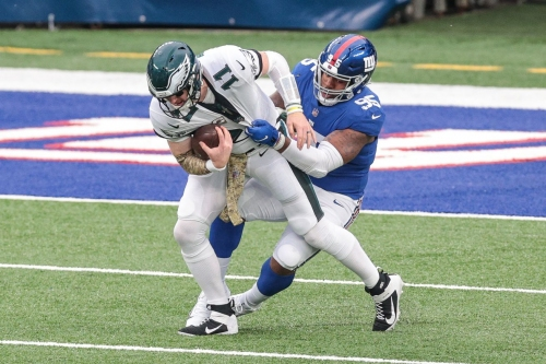 Mercifully, the Eagles might be able to avoid winning the NFC East!