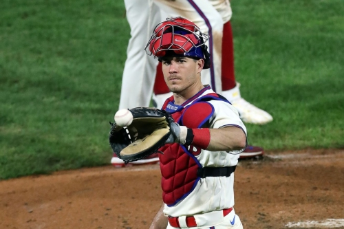 Why the Phillies WILL re-sign J.T. Realmuto