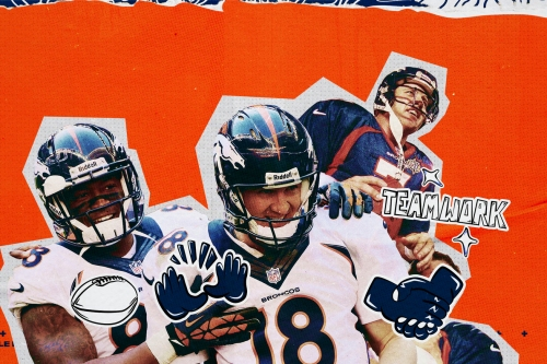 What is the best offense in Broncos' history?