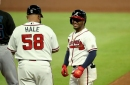 Braves interim 1B coach DeMarlo Hale leaves to become Indians bench coach