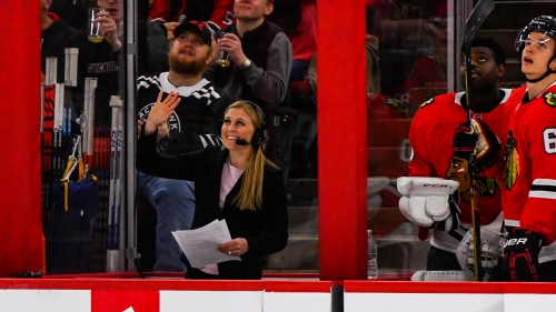 Kendall Coyne Schofield hired by the Chicago Blackhawks as a player development coach