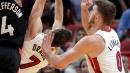 Goran Dragic, Meyers Leonard look to regain their Miami Heat footing