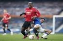 Paul Pogba returns to Manchester United training