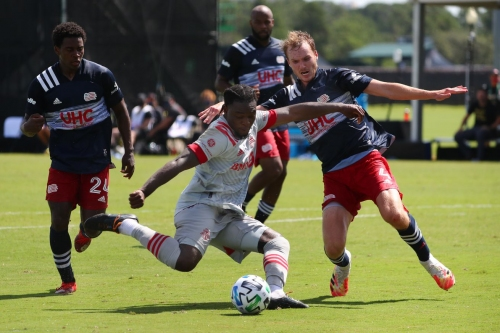 Toronto FC youngster Ayo Akinola has taken advantage of every opportunity this year