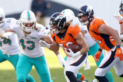 As Broncos' ground game goes, so goes its win-loss record