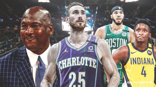 Rumor: Celtics, Pacers offered over $100 million to Gordon Hayward before he chose Hornets
