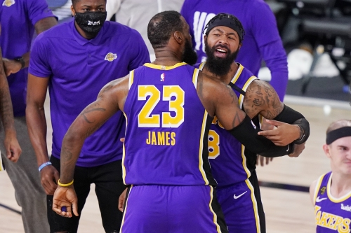 Markieff Morris will run it back with the Lakers on 1-year deal