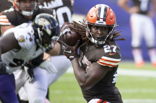 AFC North Recap: In the race for second place, the Browns leap frog the Ravens