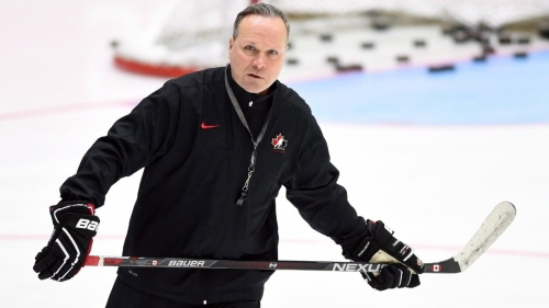 Dave Lowry, with son Adam's blessing, excited for role on Jets staff