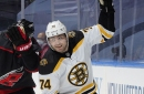Jake DeBrusk re-signs in Boston for 2 years!