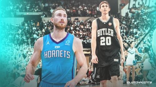 Hornets' Gordon Hayward's painfully awkward college rap resurfaces amid free agency