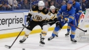 Bruins sign forward Jake DeBrusk to two-year, $7.35-million deal