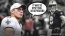 Saints QB Drew Brees' gut-wrenching reaction to having 11 rib fractures