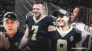 Taysom Hill earned his spot as Saints' starting QB with win over Falcons