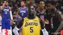 Montrezl Harrell's surprising comments on leaving Lou Williams, Clippers