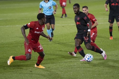 Richie Laryea, Pablo Piatti expected to be available for TFC's first playoff game