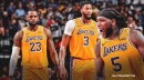 Lakers' Montrezl Harrell addresses teaming up with LeBron James, Anthony Davis