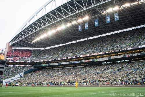 Sounders first-team player tests positive for Covid-19