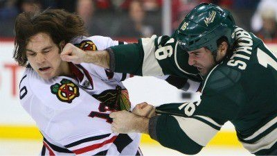 Former Chicago Blackhawks enforcer Daniel Carcillo says psychedelic drugs helped him battle post-concussion effects on HBO's 'Real Sports'
