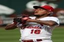 Cardinals' Martinez faces fine for COVID violation