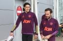 Juan Mata explains how he's helped Edinson Cavani at Manchester United
