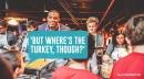 Proud vegan Cam Newton reveals family's 'alternative' Thanksgiving spread