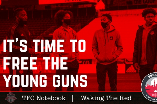 TFC Notebook: It's time to free the young guns