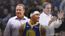 Warriors' Kelly Oubre Jr. takes jab at Suns owner Robert Sarver while praising Joe Lacob