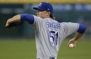 """ZIPS projects Royals pitching to be """"goodish"""", hitting to lack depth"""