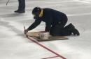 Ice Has Returned to Bridgestone Arena
