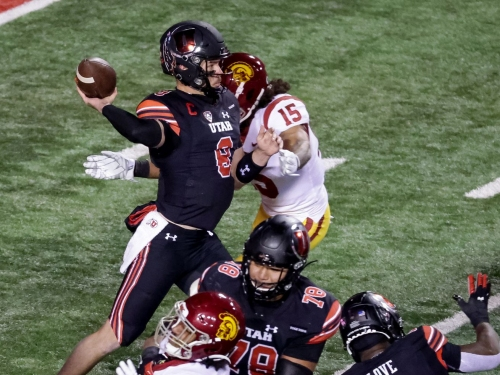 Utah hands keys of offense to QB Jake Bentley, but who will Utes play this weekend — Arizona State or Washington?
