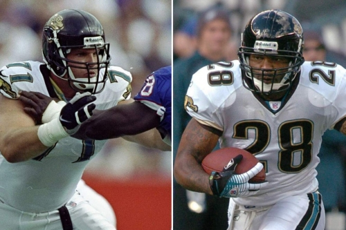 Fred Taylor, Tony Boselli semifinalists for Pro Football HOF