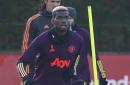 Why Paul Pogba isn't in Manchester United squad despite training return