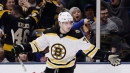 Jake DeBrusk relieved and honoured to sign two-year deal with Bruins
