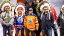 Hockey world pays tribute to Indigenous NHL pioneer Fred Sasakamoose