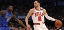 NBA Rumors: Zach LaVine Could Be Traded To Mavericks For Tim Hardaway Jr. And Four Draft Picks