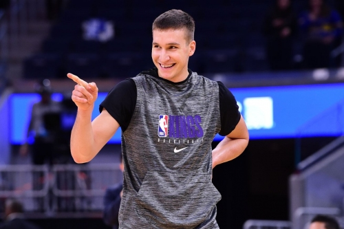 Hawks reportedly land Bogdanovic after Kings decline to match offer sheet