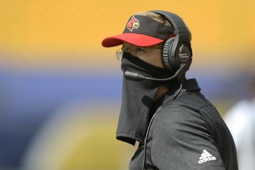 Louisville head coach Scott Satterfield set to interview for South Carolina job