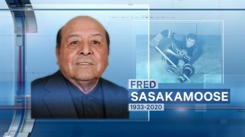 Indigenous NHL pioneer Fred Sasakamoose passes away at age 86